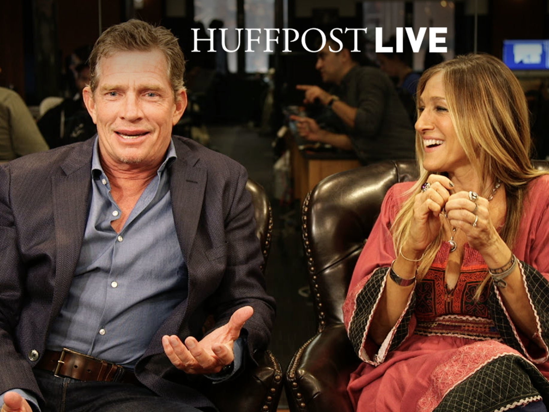 Clip: HuffPost Live Interviews on Amazon Prime Video UK