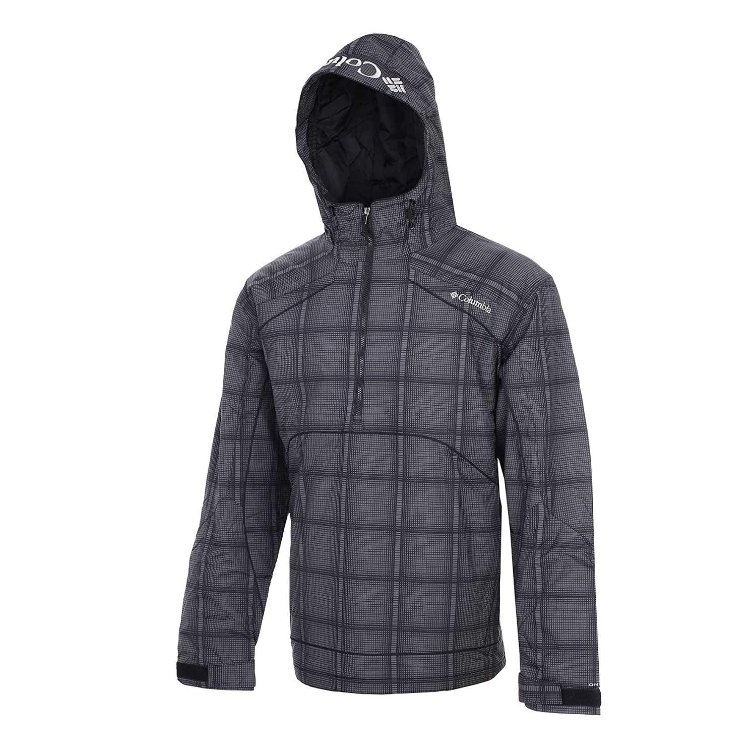 Columbia Men's Antler Falls III Pullover Jacket black plaid jetzt bestellen