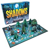ThinkFun Shadows in the Forest Play in the Dark Board Game for Kids and Families Age 8 and Up - Fun and Easy to Learn with Innovative and Unique Gameplay (Color: Multicolor)