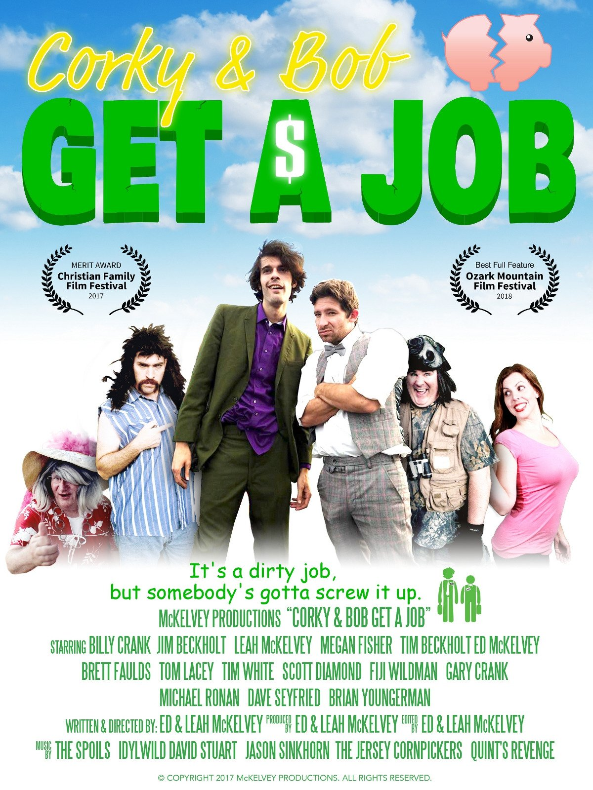 Corky & Bob Get a Job on Amazon Prime Instant Video UK