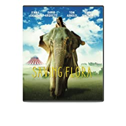 SAVING FLORA [Blu-ray]