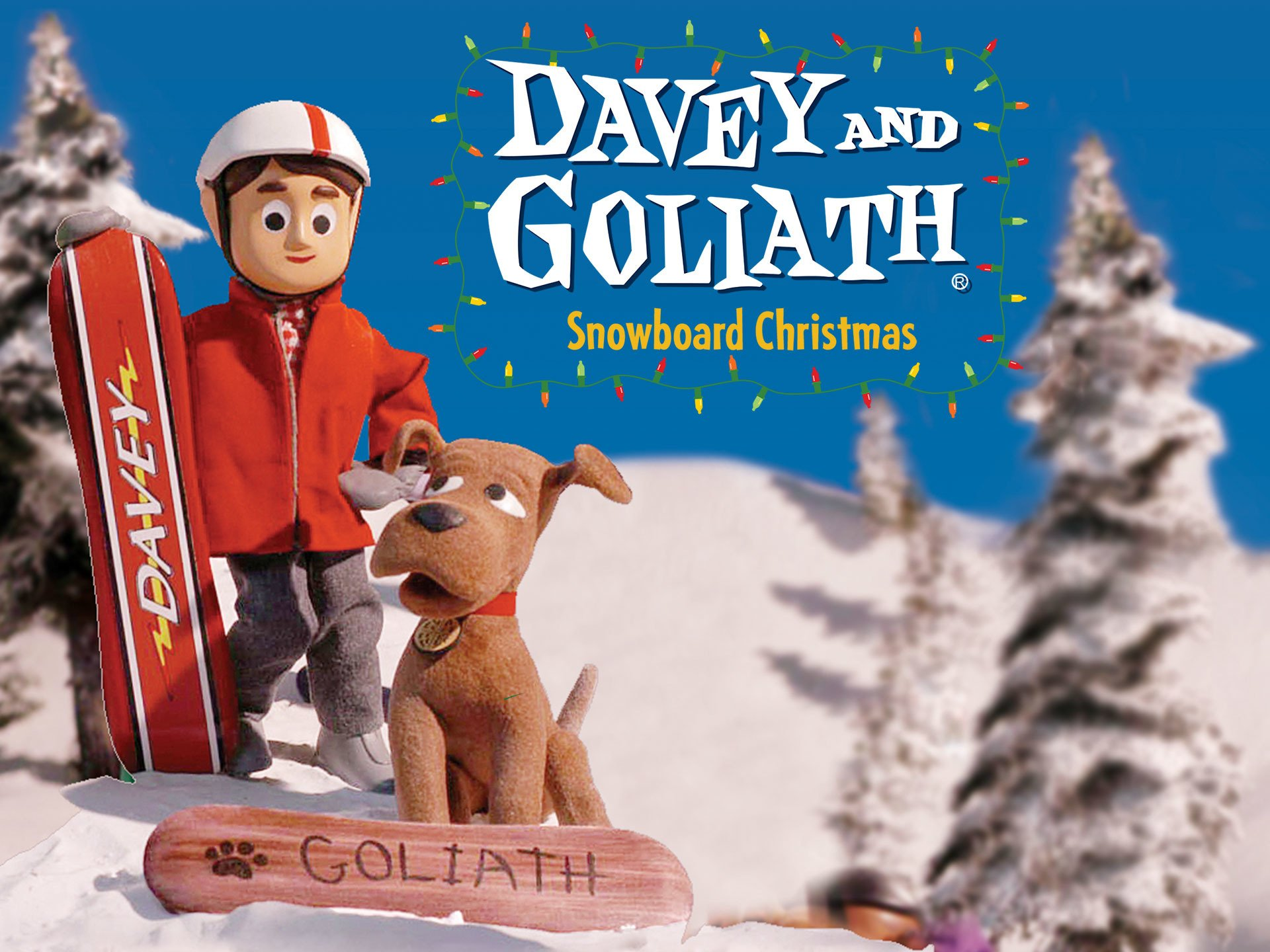 Davey & Goliath - Season 2