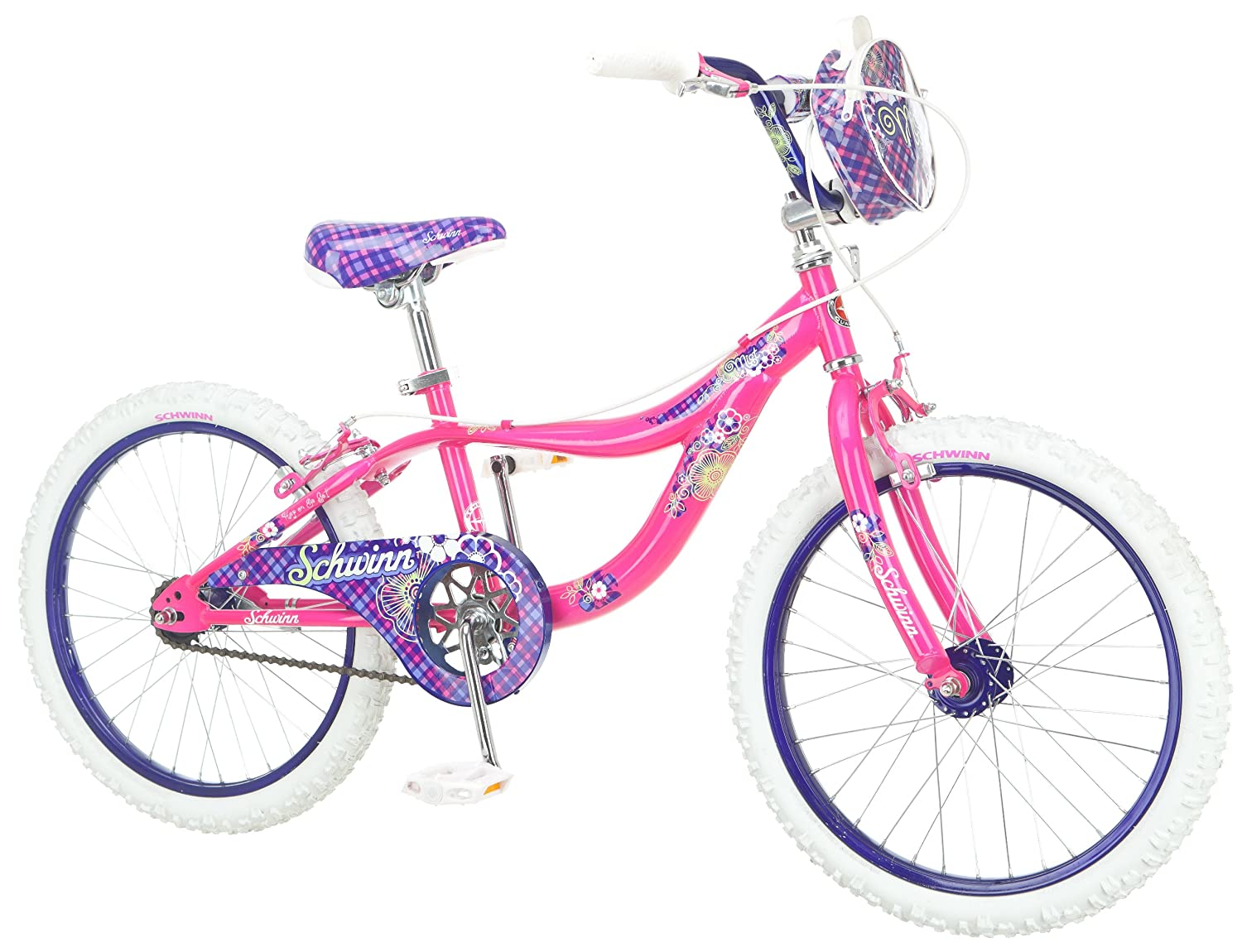 Discounted Schwinn 24 Inch Bikes For Girls Schwinn Girl s Mist Bicycle