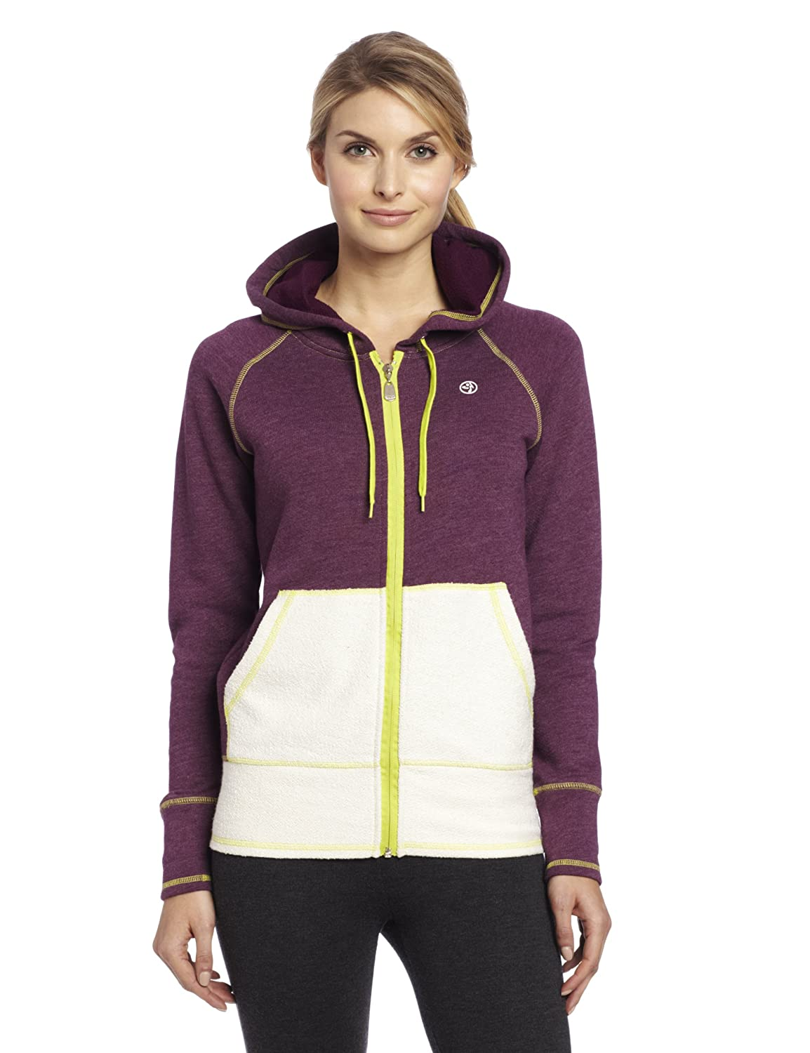 Zumba Fitness Captivate Zip Up Hoodie