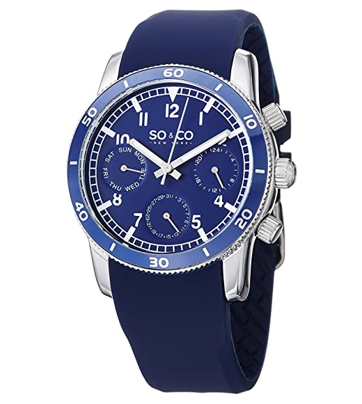 $39.99 SO&CO Rubber Watches