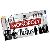 USAopoly The Beatles Monopoly (Color: Multi-colored)