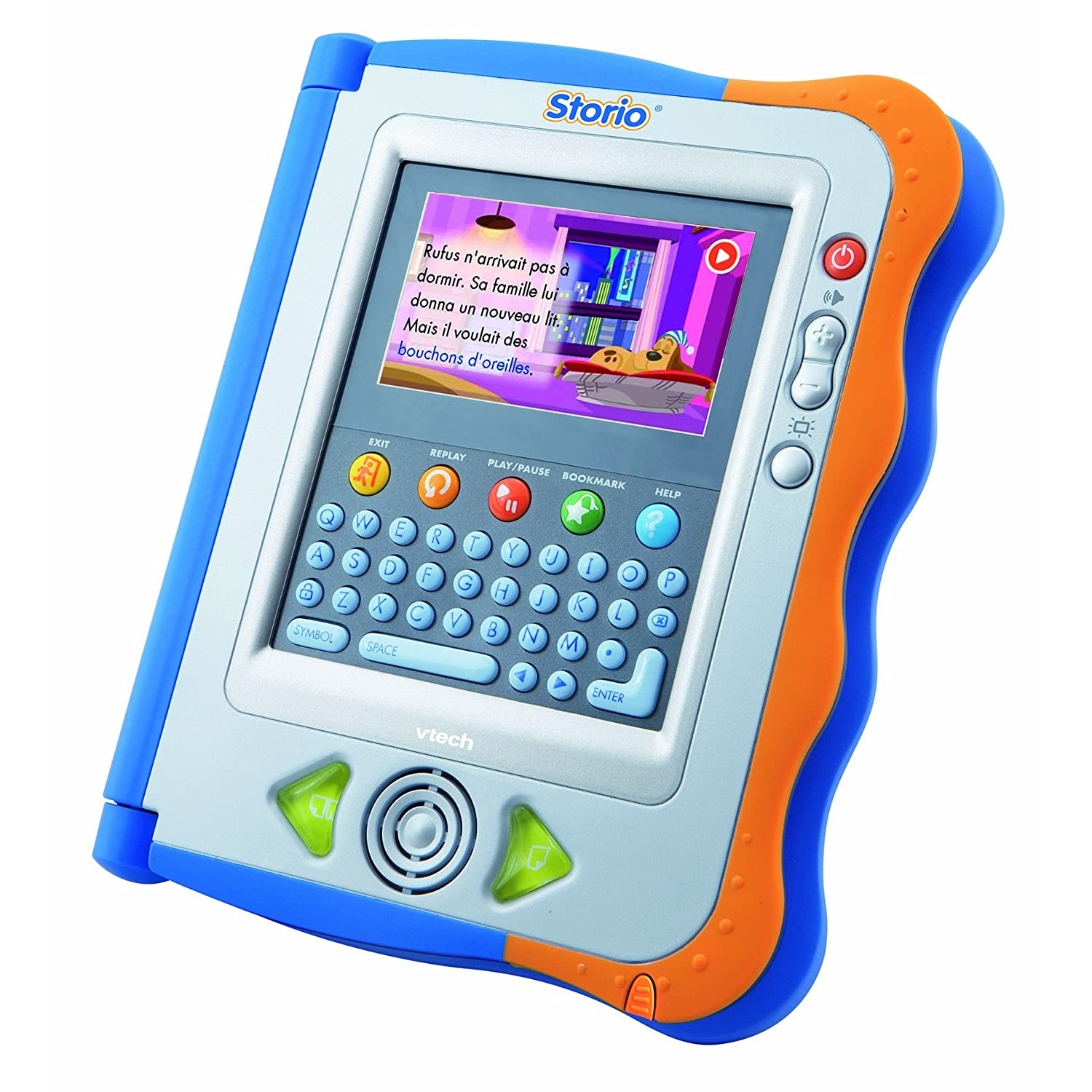 81ZGkjeLyTL. AA1500  Papa teste : la console Storio de Vtech   Bonus, jouez et gagnez une console Storio !