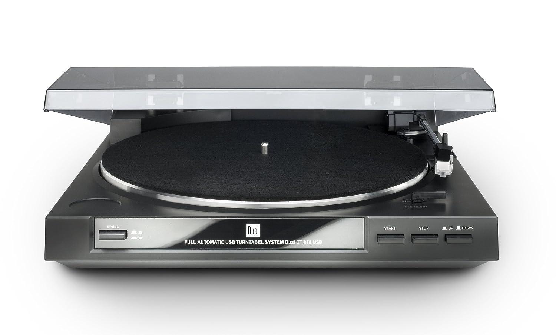 Szeneriebild Schallplattenspieler