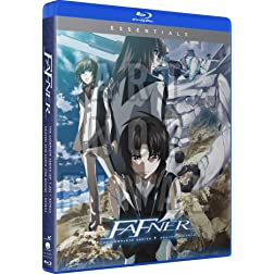 Fafner: The Complete Series + Fafner: Heaven & Earth [Blu-ray]