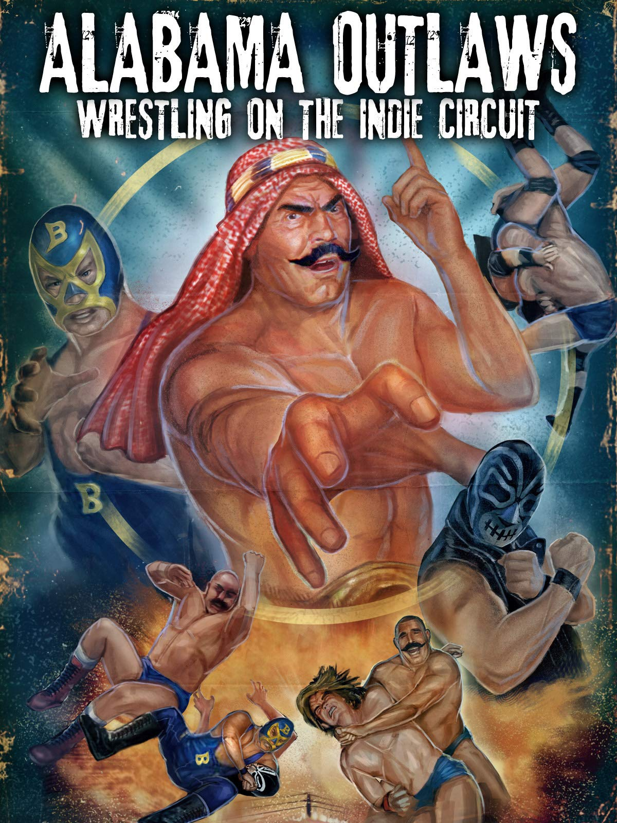Alabama Outlaws - Wrestling on the Indie Circuit