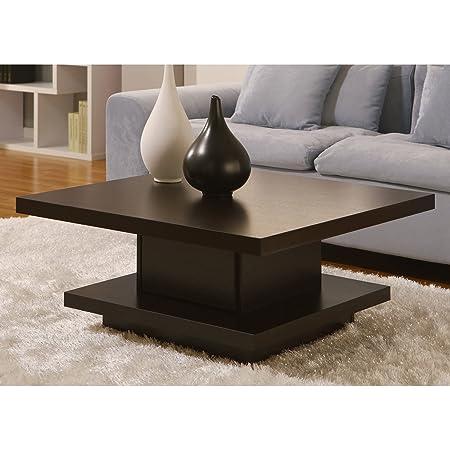 Metro Shop Furniture of America Wakiaka Unique Pagoda Coffee Table