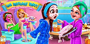 Spa Birthday Party - Nails, Hair, Dress Up & Cake by TabTale LTD