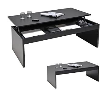 table basse relevable darwin. Black Bedroom Furniture Sets. Home Design Ideas