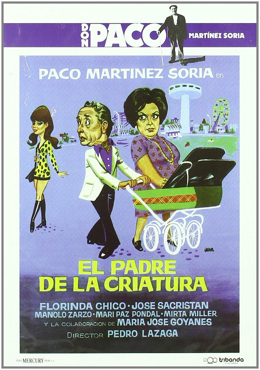 Paco Martínez Soria - El Padre de la Criatura | 1972 | MEGA