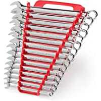 15-Piece Tekton Combination 8-mm Metric Wrench Set with Store and Go Keeper