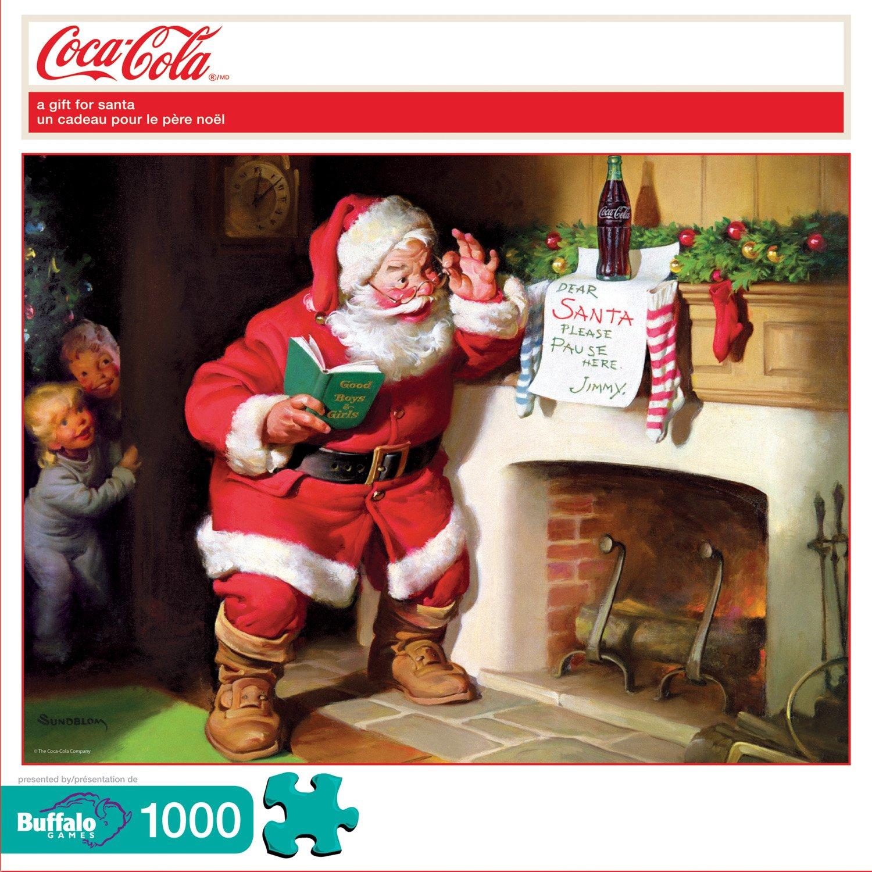 Buffalo Games Coca-cola