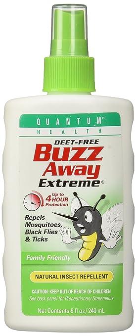 Quantum Buzz Away Spray for gnats