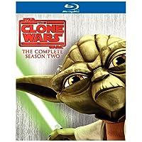 Star Wars: The Clone Wars - Season 2 [Blu-ray]
