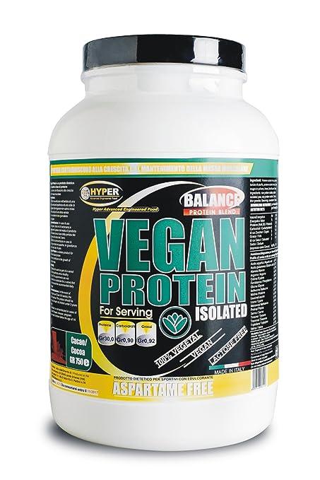 Vegan pflanzliches Eiweiß 90% 1500 g Vanillegeschmack .Fur Vegetarier und Veganer (von Soja-Protein-Isolate, Erbsenprotein-Isolat, Reisprotein-Isolat) mit langsamer Freisetzung, arm an Kohlenhydraten und Fett. Es enthält keine Aspartam.