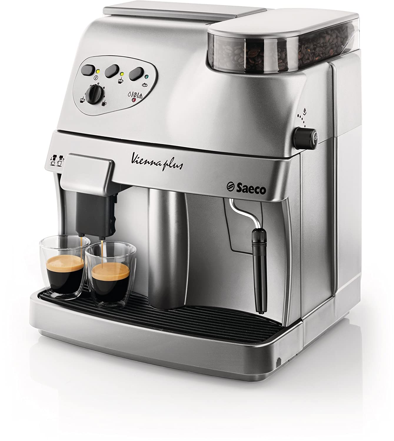 philips saeco vienna plus automatic espresso machine