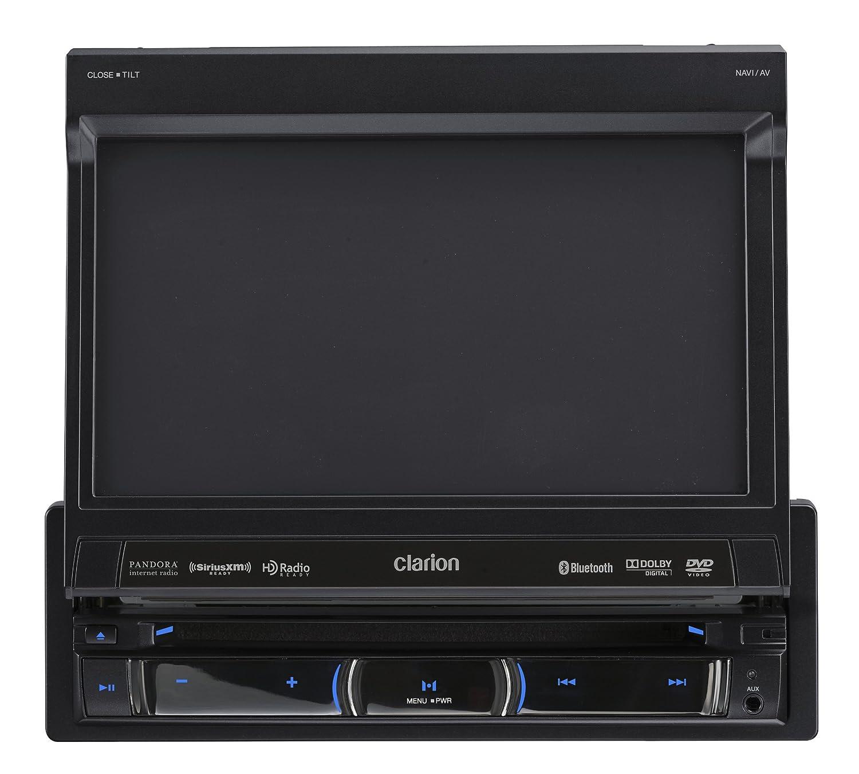 Clarion NZ503 DVD Multimedia Receiver