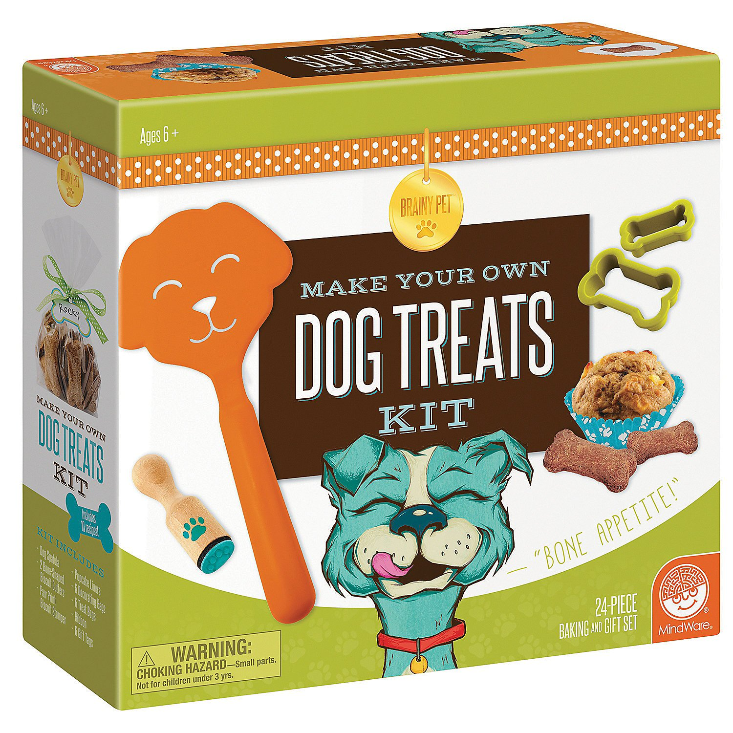 Dog Treat Kit for Kids