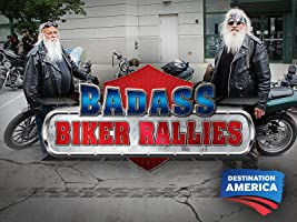 Badass Biker Rallies Season 1