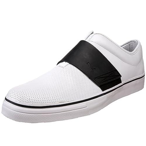 PUMA-Men-s-EL-Rey-Cross-Perf-Leather-Slip-On-Sneaker