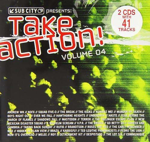Various - Take Action Volume 04