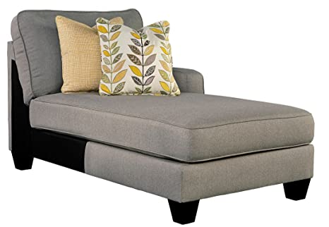 Chamberly Alloy Right Arm Facing Corner Chaise