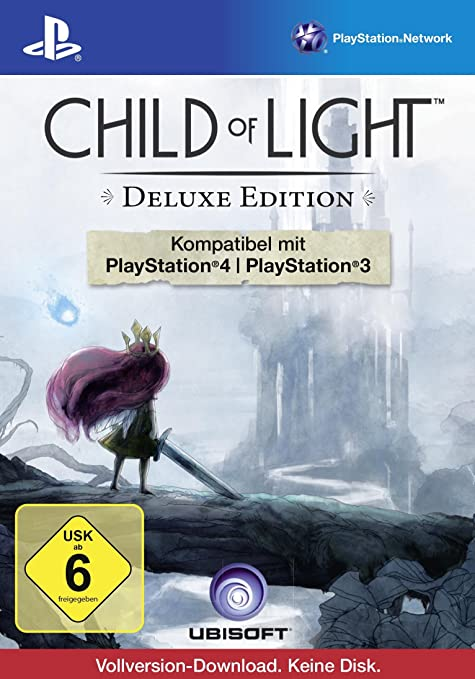 Child of Light, PS3/4