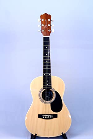 Granada PRS 8M F Acoustic Guitar, Junior, Natural available at Amazon for Rs.44175