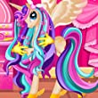 Pony Princess Hair Salon by Net Fun Media SRL
