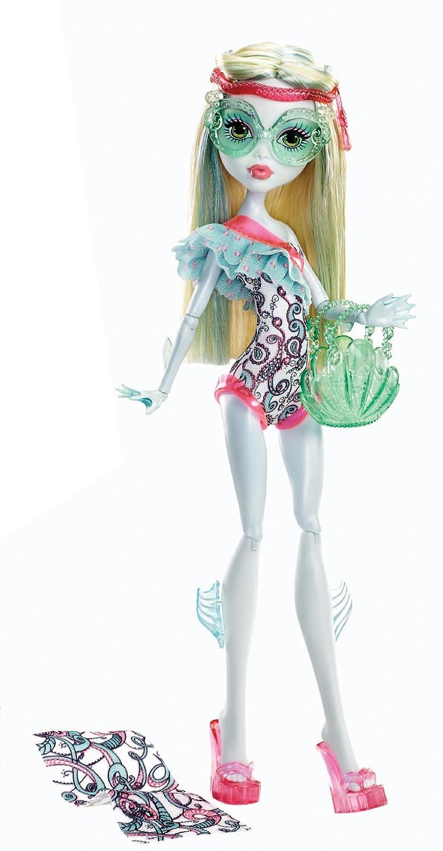 Monster High Lagoona Blue Swim Doll Lagoona Blue Swim Doll