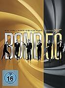 Post image for James Bond – Bond 50: Die Jubiläums-Collection DVD für 66€ / Blu-Ray für 111€ + 10€ Media Markt Gutschein