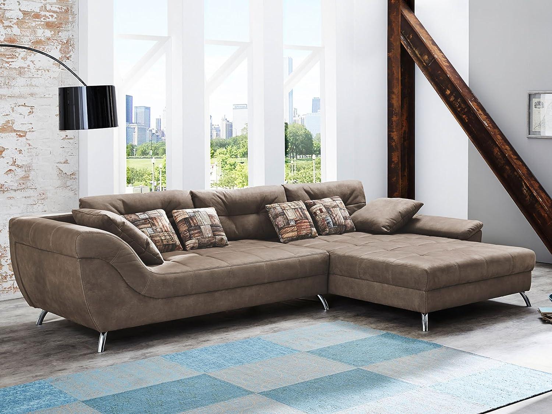 """Eckgarnitur Sofa Couch Wohnlandschaft Sofagarnitur Couchgarnitur """"Santa Fé I"""" jetzt kaufen"""