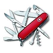 $28.2 Victorinox Swiss Army Huntsman Pocket Knife (Red)