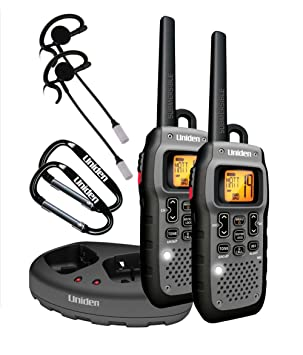 Best Waterproof Walkie Talkies-Uniden Submersible 50 Mile FRS/GMRS