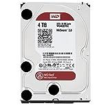 Western Digital 4 TB WD Red SATA III 5400 RPM 64 MB Cache Bulk/OEM NAS Hard Drive WD40EFRX
