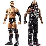 WWE Figure Series # 54 Finn Balor & Bray Wyatt Action Figures, 2 Pack (Color: Multi)