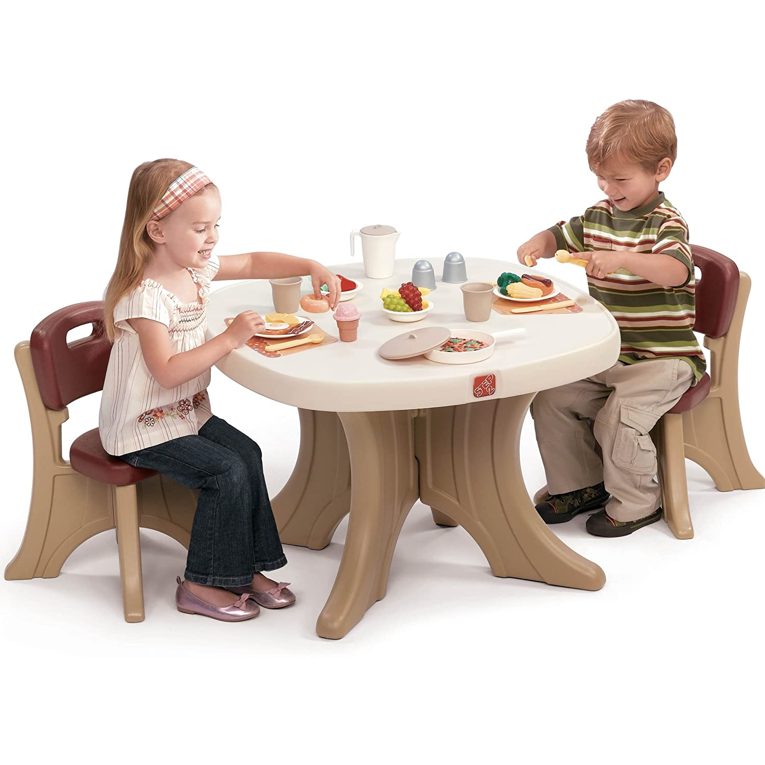 Step2 New Traditions Table & Chairs Set - Click to read reviews or