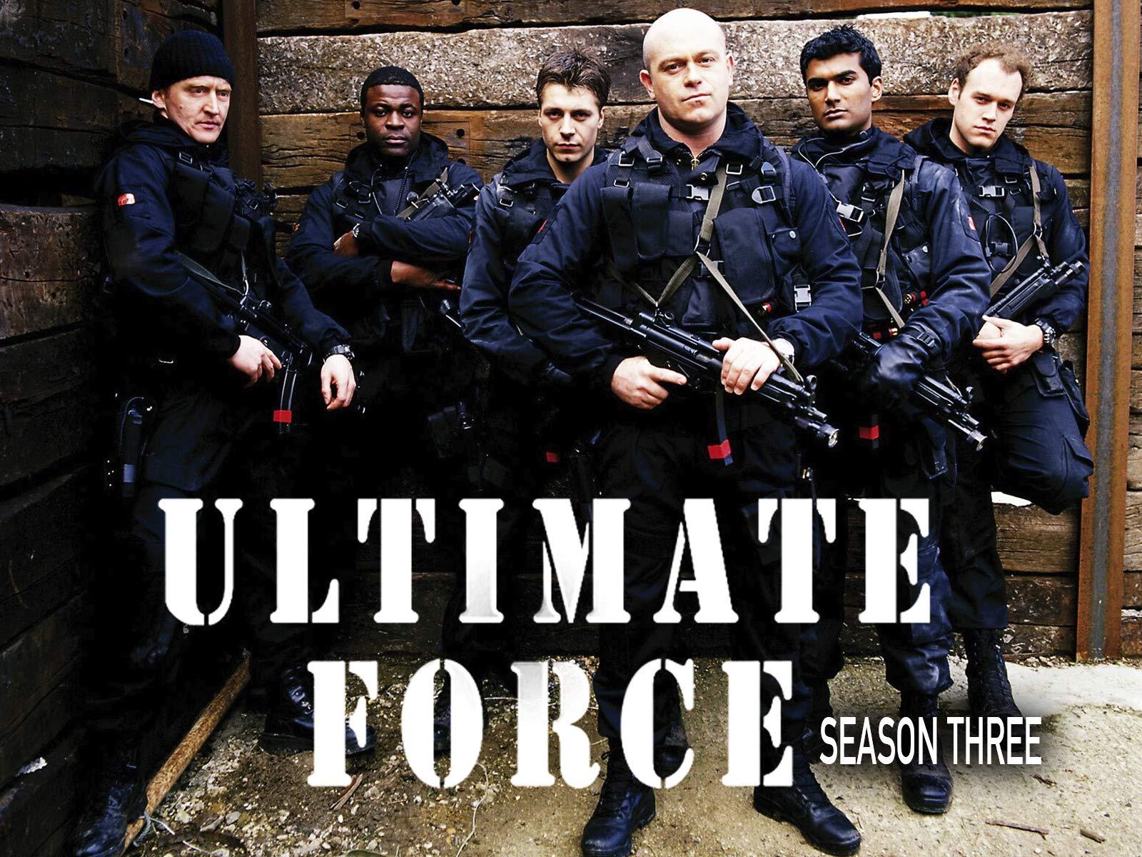Ultimate Force on Amazon Prime Video UK