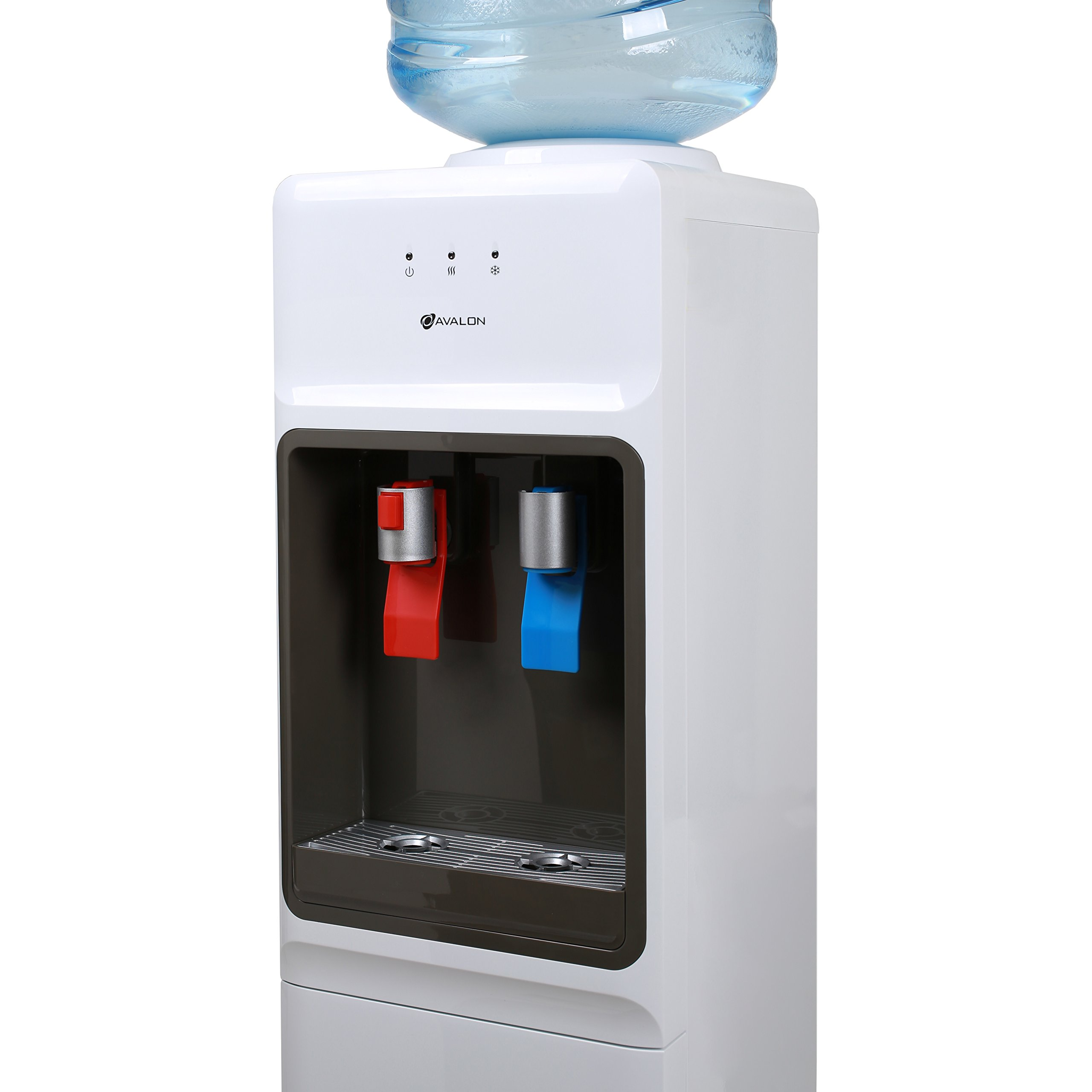Hot And Cold Water Cooler Dispenser Avalon Top Loading Water Cooler Dispenser Hot Cold Water Child