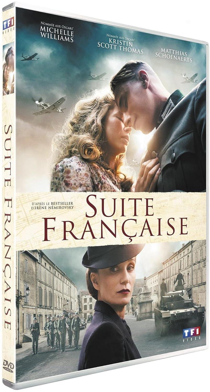 Suite Française, le film de Saul Dibb adapté de Némirovsky (2014) - Page 2 81ZYHLglRRL._SL1500_