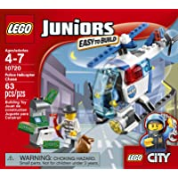 LEGO Juniors Police Helicopter Chase