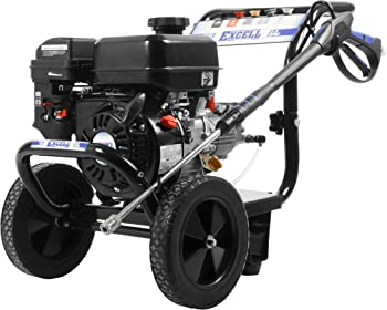 Excell 3100 PSI 2.8 GPM Gasr Powered Pressure Washer