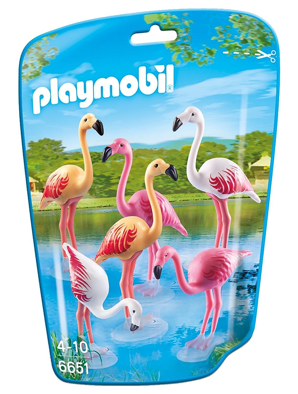 PLAYMOBIL 6651 – Flamingoschwarm als Geschenk
