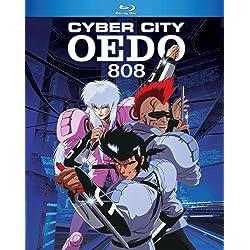 Cyber City Oedo 808 [Blu-ray]
