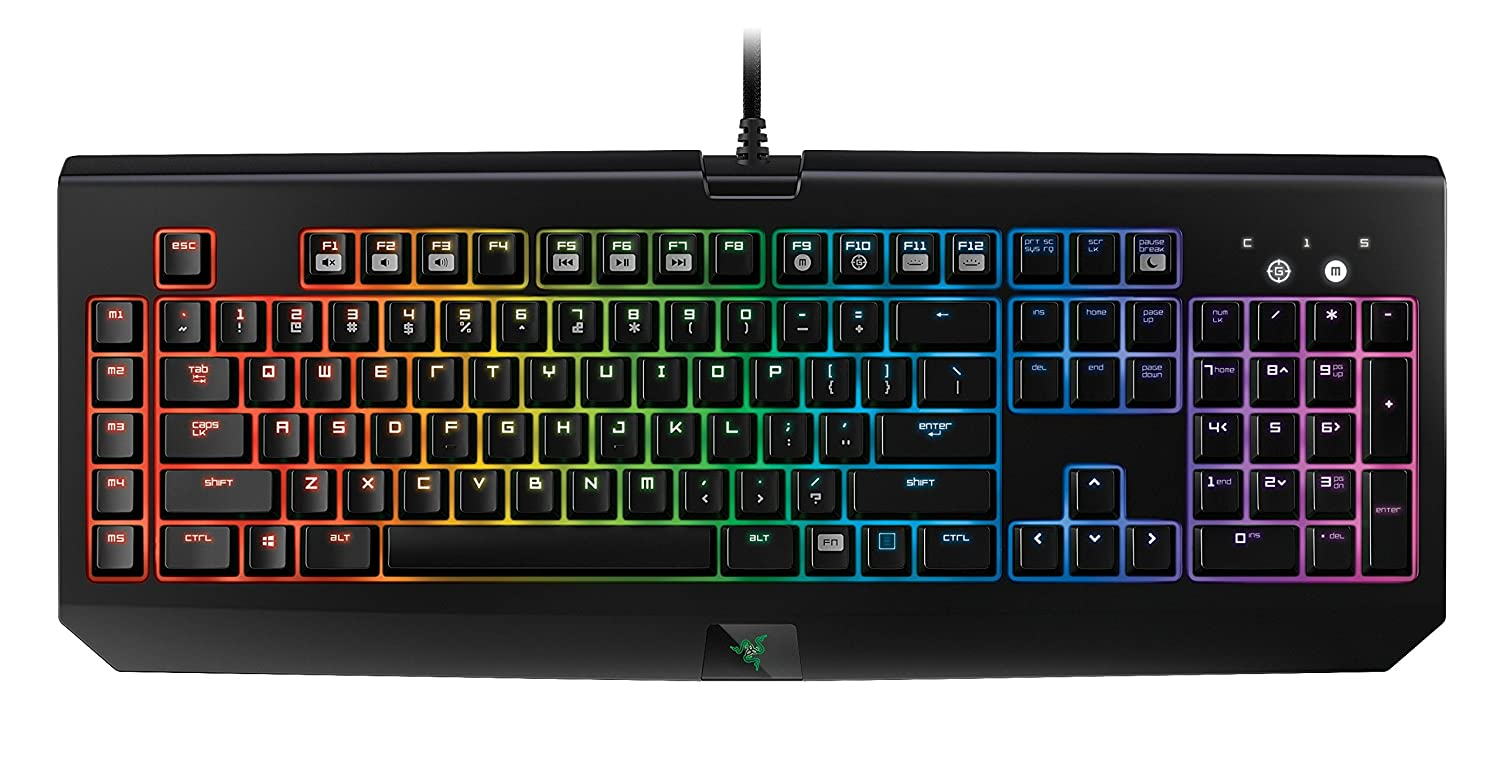 Best Mechanical Keyboards Razer BlackWidow Chroma