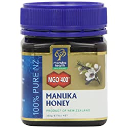 100% Pure By Manuka Honey